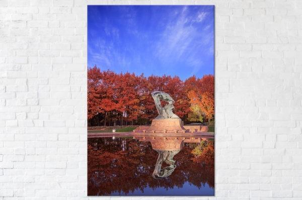 Chopin Jesienią Fotoobraz
