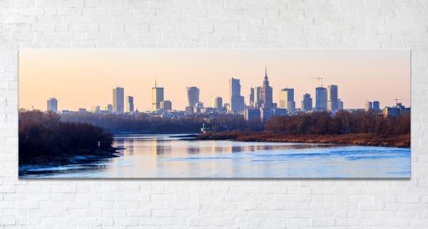Jesienna Warszawa Fotoobraz
