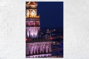 Serce Pałacu Kultury i Nauki Fotoobraz